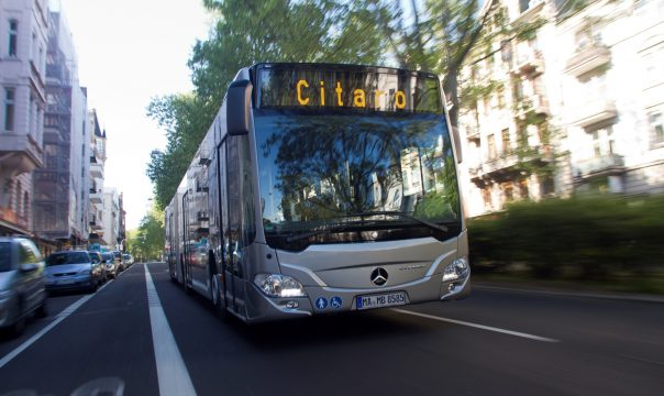 60 city buses for Wroclaw