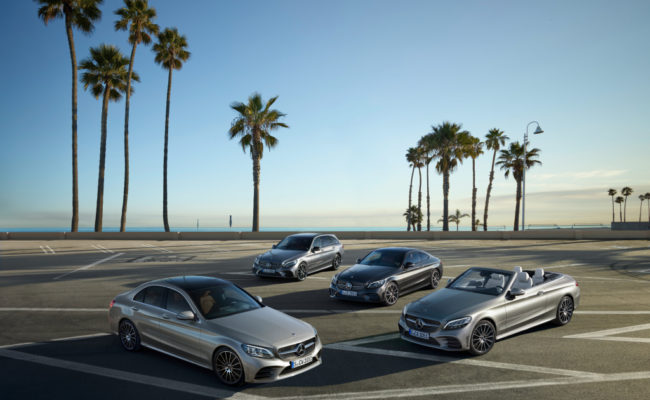 The new Mercedes-Benz C-Class family   The new Mercedes-Benz C-Class family