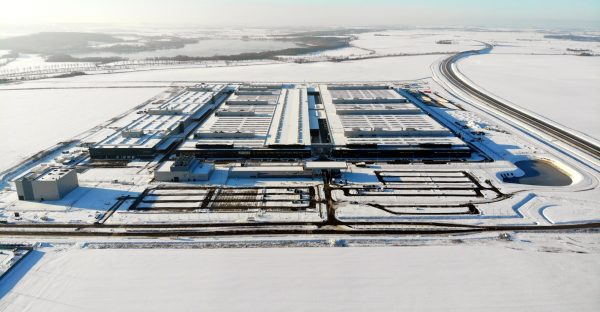 Mercedes-Benz Manufacturing Poland, February 2021